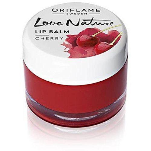 Oriflame Love Nature Lip Balm (Cherry) CHERRY(Pack of: 1, 21 g)