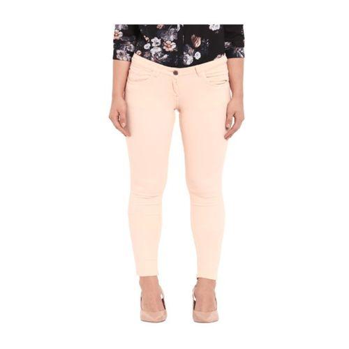 Park Avenue Fawn Slim Fit Raw Denim Jeans