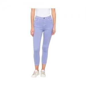 Globus Lilac Cotton Jeans