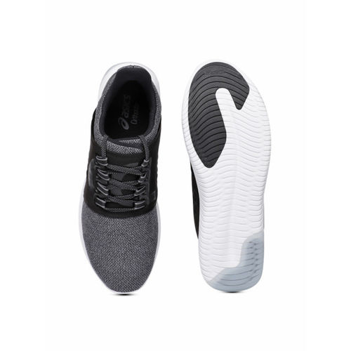 ASICS Men Grey GEL-KENUN Lyte MX Running Shoes