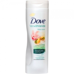 Dove Body Lotion Pistachio and Magnolia(400 ml)
