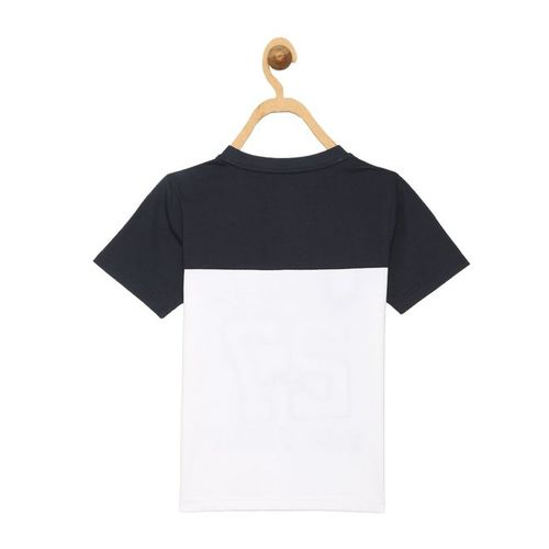 612 League Kids Navy Printed T-Shirt