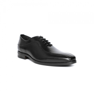 San Frissco Men Black Formal Oxfords