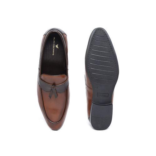 Blackberrys Men Brown Leather Semiformal Slip-Ons