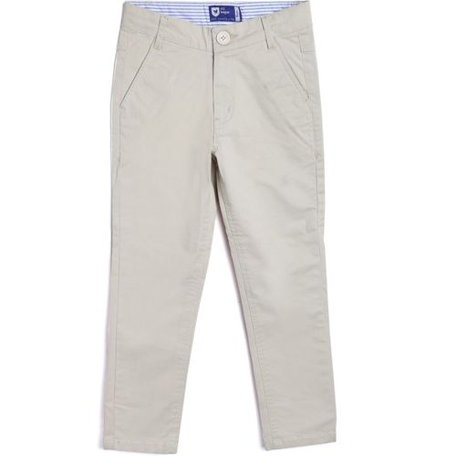 612 League Regular Fit Boys Grey Trousers