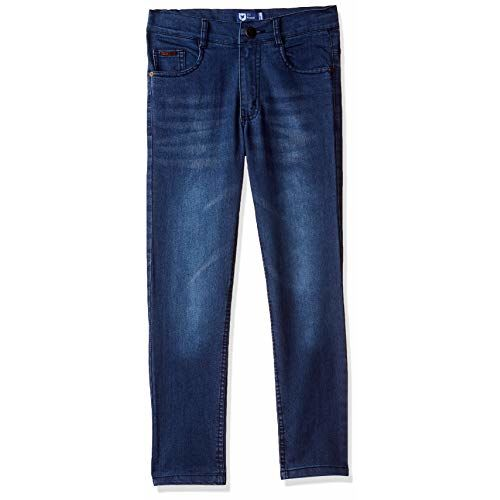 612 League Boy's Slim Regular fit Jeans