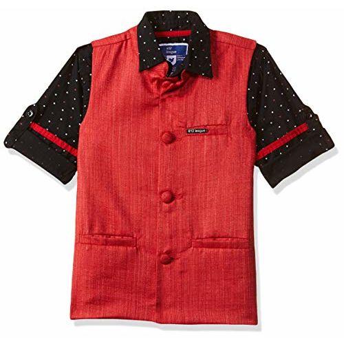 612 League Boys' Floral Regular Fit Shirt