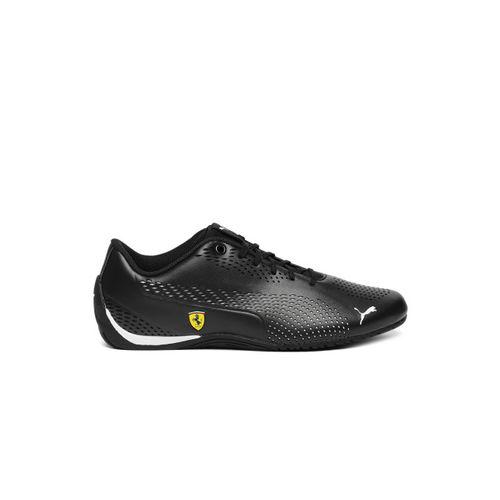 Puma Unisex Black SF Drift Cat 5 Ultra II Sneakers