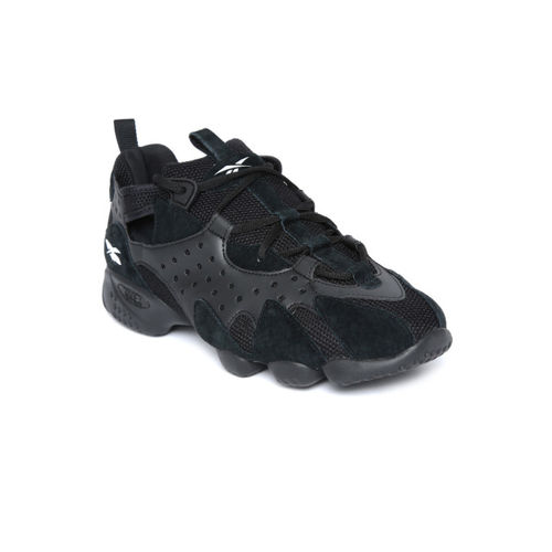 Reebok Classic Men Black 3D OP. 98 Sneakers