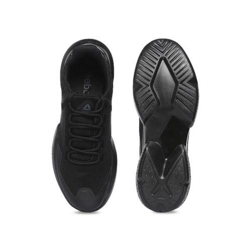 Reebok Unisex Black Split Fuel Casual Shoes