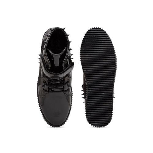 MODELLO DOMANI Men Black Sneakers
