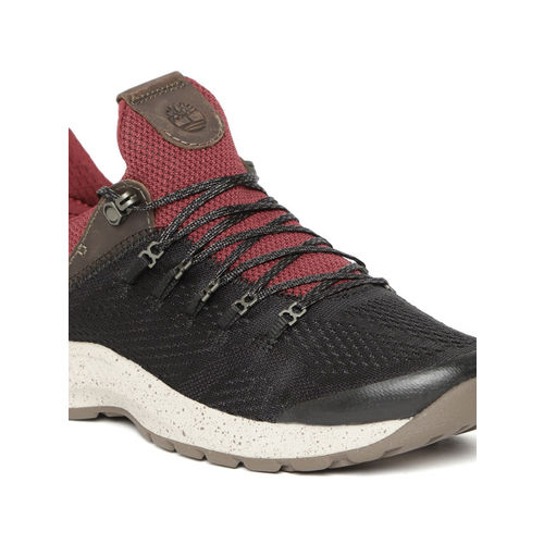 Timberland Men Black FLYROAM TRAIL LOW Sneakers