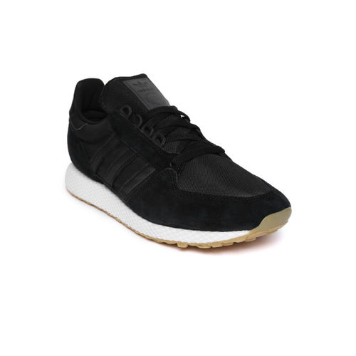 ADIDAS Originals Men Black Forest Grove Sneakers