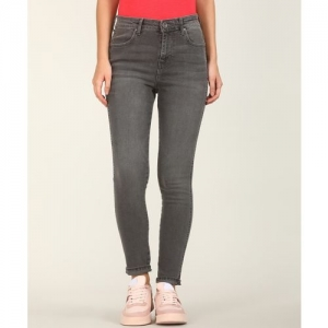 Wrangler Skinny Women Grey Jeans