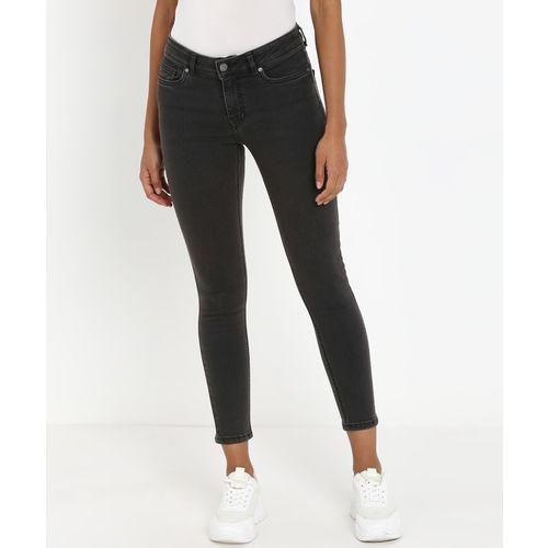 Vero Moda Skinny Women Grey Jeans