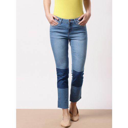 ether Regular Women Blue Jeans
