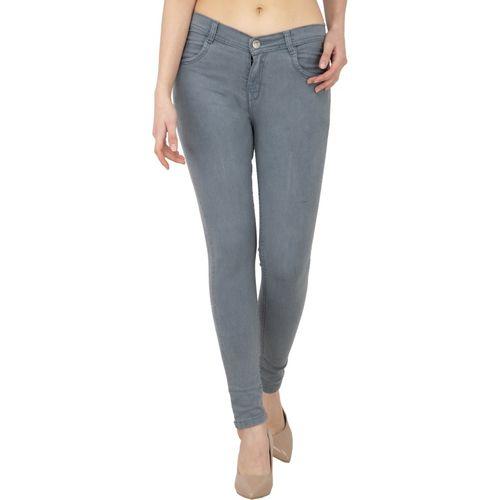 AAKRITHI Regular Women Grey Jeans