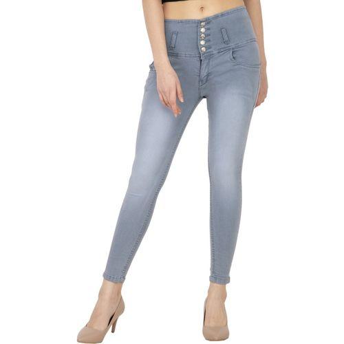 AAKRITHI Regular Women Light Blue Jeans