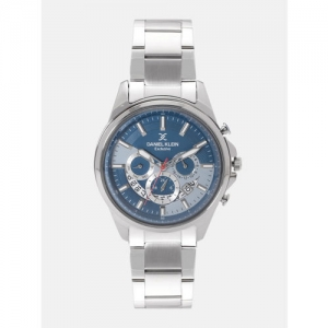 Daniel Klein Blue Analogue Watch DK12110-5