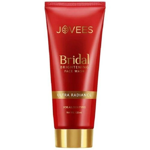 Jovees Bridal Face Wash, 120ml Pack of 2 Face Wash(120 g)