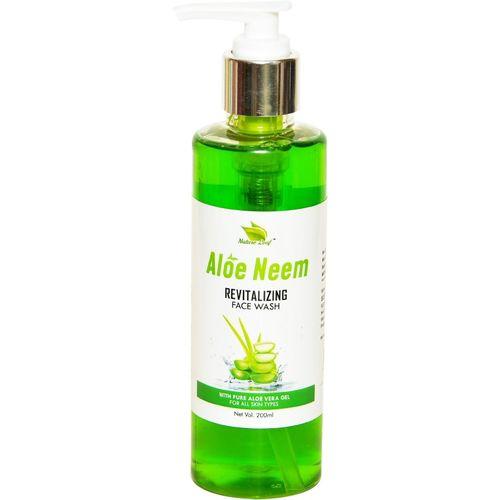 Nature leaf Aloe Neem Face wash Face Wash(200 ml)
