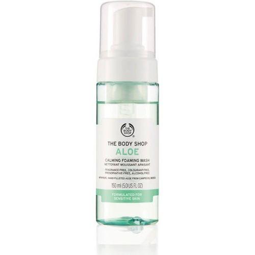 The Body Shop The Body Shop aloe calming foaming wash Face Wash(150 ml)