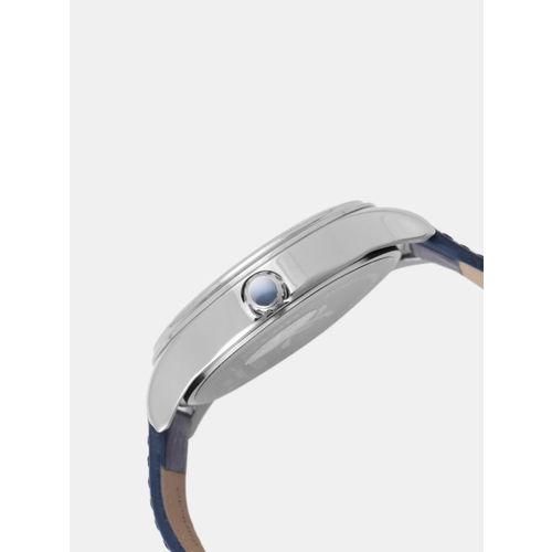 Daniel Klein Premium Men Silver-Toned Analogue Watch DK12019-2