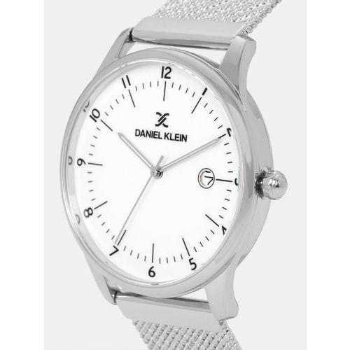 Daniel Klein Premium White Analogue Watch DK11971-1