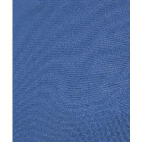 Kazo Blue Round Neck Jumpsuit