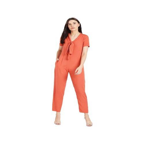 Rigo Orange Jumpsuit