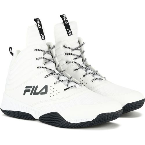 Fila ERUPT MID Basketball Shoe For Men(White)