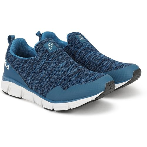 Fila NORMAN Running Shoes For Men(Blue)