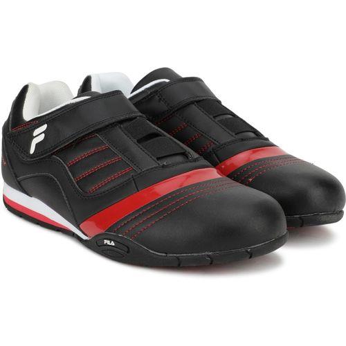 Fila BURNER Black Motorsport Shoe For Men