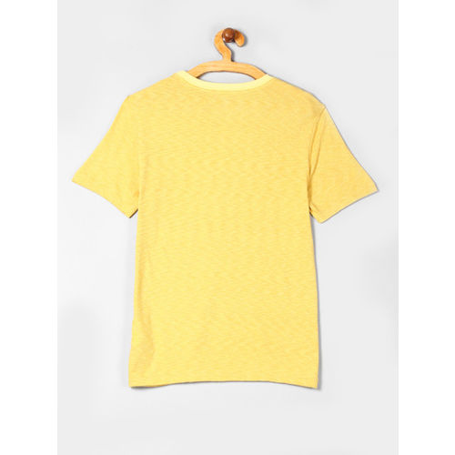 GAP BoysYelllow Graphic Short Sleeve T-Shirt