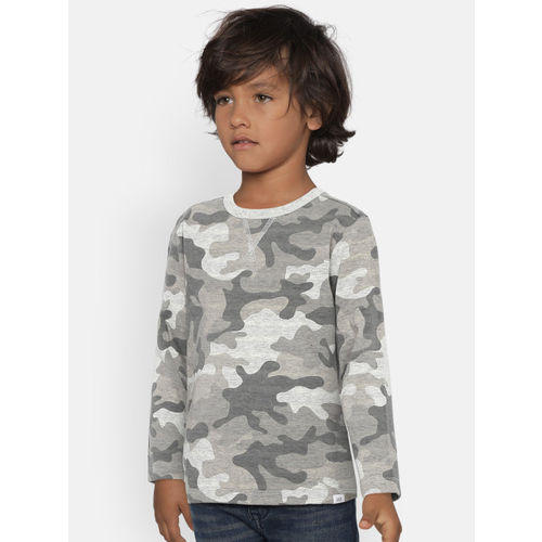GAP Baby Boys' Double-Weave T-Shirt
