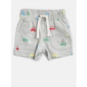 GAP Baby Boy's Print Pull-On Shorts