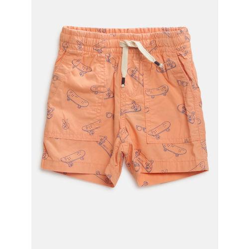 GAP Boy Print Pull-On Shorts