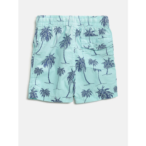 GAP Boy Print Pull-On Shorts