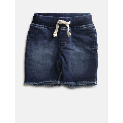 GAP Boy Superdenim Pull-On Shorts with Fantastiflex