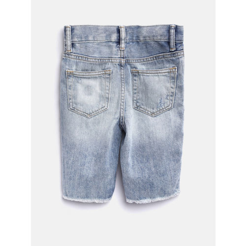 GAP Boys' 5-Pocket Denim Shorts