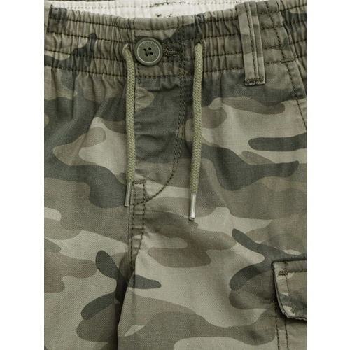 GAP Boy Pull-On Cargo Shorts
