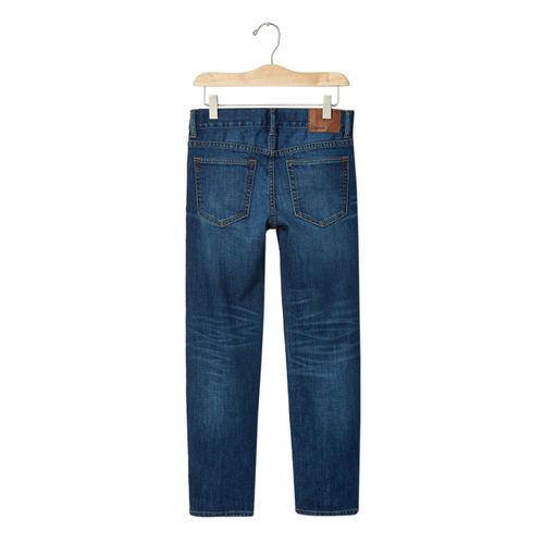 GAP Boys 1969 Stretch Straight Jeans