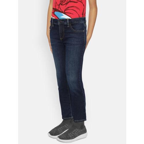 GAP Boys' Superdenim Regular Fit Jeans with Fantastiflex