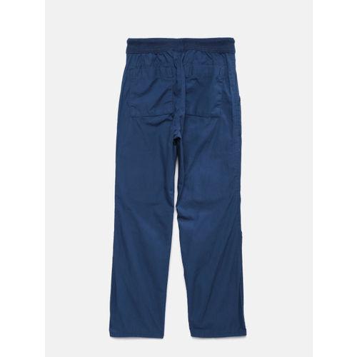 GAP Boys' Navy Blue Pull-On Utility Pants