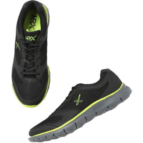 HRX by Hrithik Roshan Walking Shoes For Men(Black)