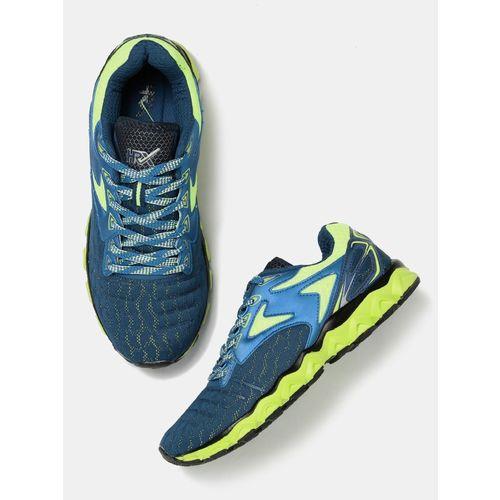 HRX by Hrithik Roshan Running Shoes For Men(Green, Blue)