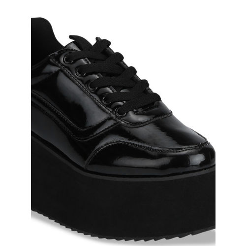 Truffle Collection Women Black Sneakers