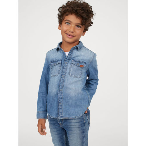 H&M Boys Denim Shirt