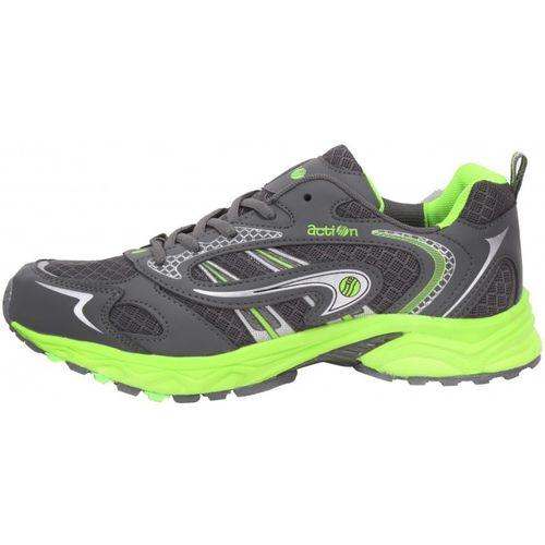 Action Mens Original Running Shoes For Men(Grey)