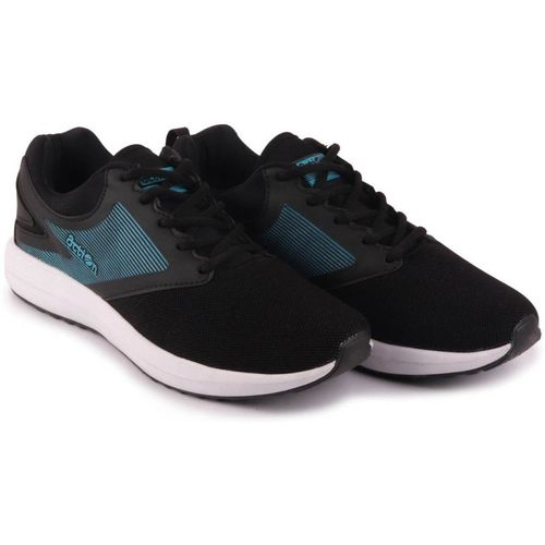 Action Mesh Sports Walking Shoes For Men(Black)